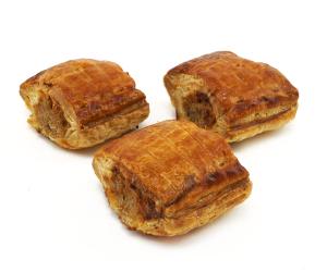 Borrel-saucijzenbroodje Bakkerij Kwakman