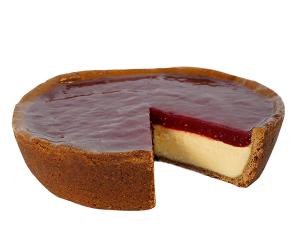 Cheese Cake frambozen de echte bakker Kwakman