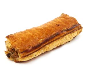Saucijzen-broodje Bakkerij Kwakman