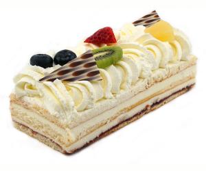 Slagroomschnitt bestellen Bakkerij Kwakman de echte bakker