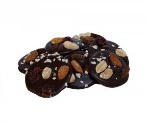 Studenten haver pure chocola 100 gram Bakkerij Kwakman