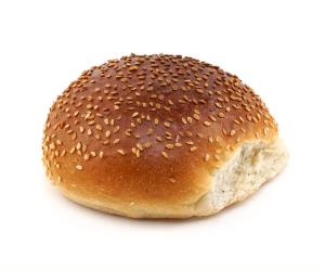 Zachte witte bol Sesam bestellen Bakkerij Kwakman de echte bakker